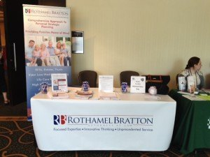 Bratton Law Sponsor of Annual South Jersey Dementia Conference
